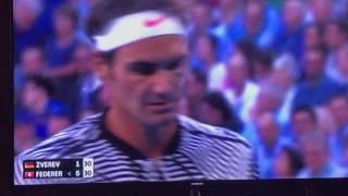 Livestream  R. Federer Vs M. Zverev ⛔️
