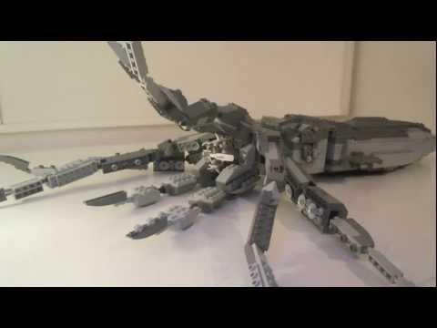 Lego Kraken Attack