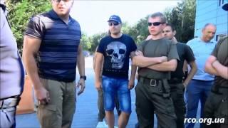 АНОНС! Быки Аркадия Сити напали на журналистов