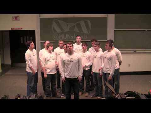 Shrek Medley - The Marquette Naturals