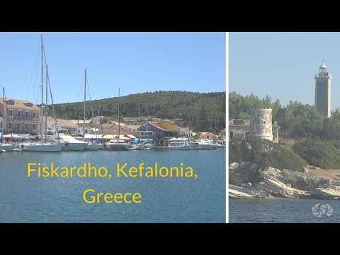 Fiskardho, Cephalonia, Greece | sailing in corfu | sailboat cruise & travel