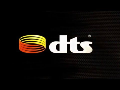 Animated Logo  DTS    HD Poster