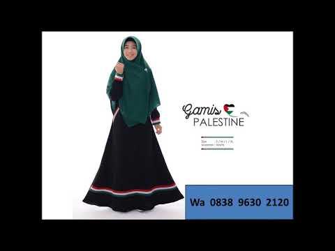 Gamis Palestina Terbaru Dan Terlaris Di Tahun 2018 Youtube