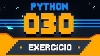 Exercício Python #030 - Par ou Ímpar?