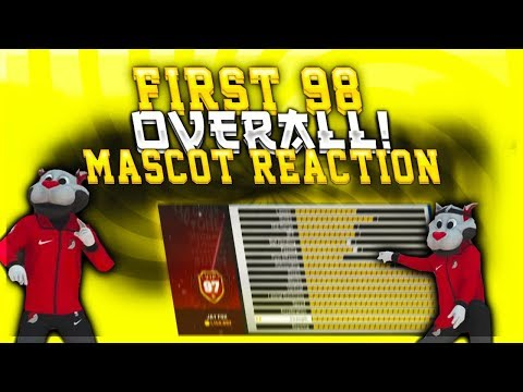 Nba 2k19 First 98 Overall Reaction - MASCOTS!!! W/PoorBoySin & Quavo!! - Park Mascot GamePlay!!!