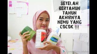 SKINCARE ROUTINE untuk kulit berminyak dan berjerawat | produk untuk jerawat.