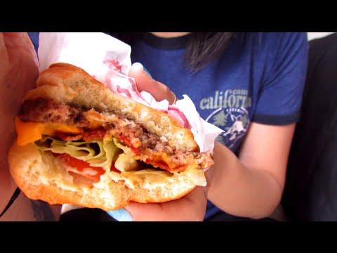 ASMR (Close Up Whisper) - Wendy's Jr. Bacon Cheeseburger | 4 for $4