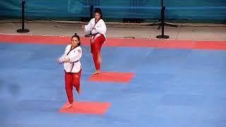 Πανελλήνιο Τεχνικό Πρωτάθλημα 2017 / Χρονοπούλου Μόνικα