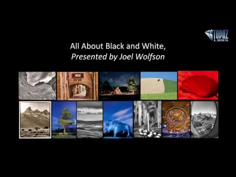 All About Black and White, presented by Joel Wolfson
