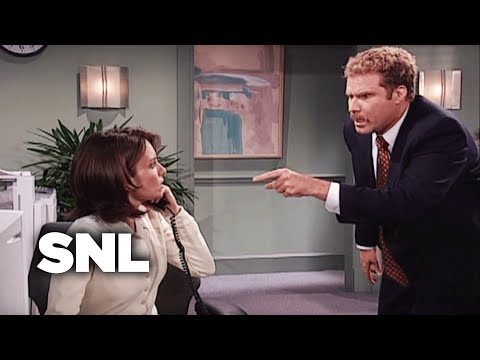 Evil Boss - Saturday Night Live