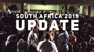 South Africa Update