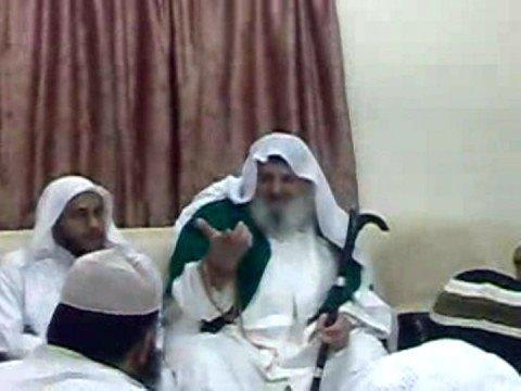 Hazrat Sheikh Sabaudin From Iraq