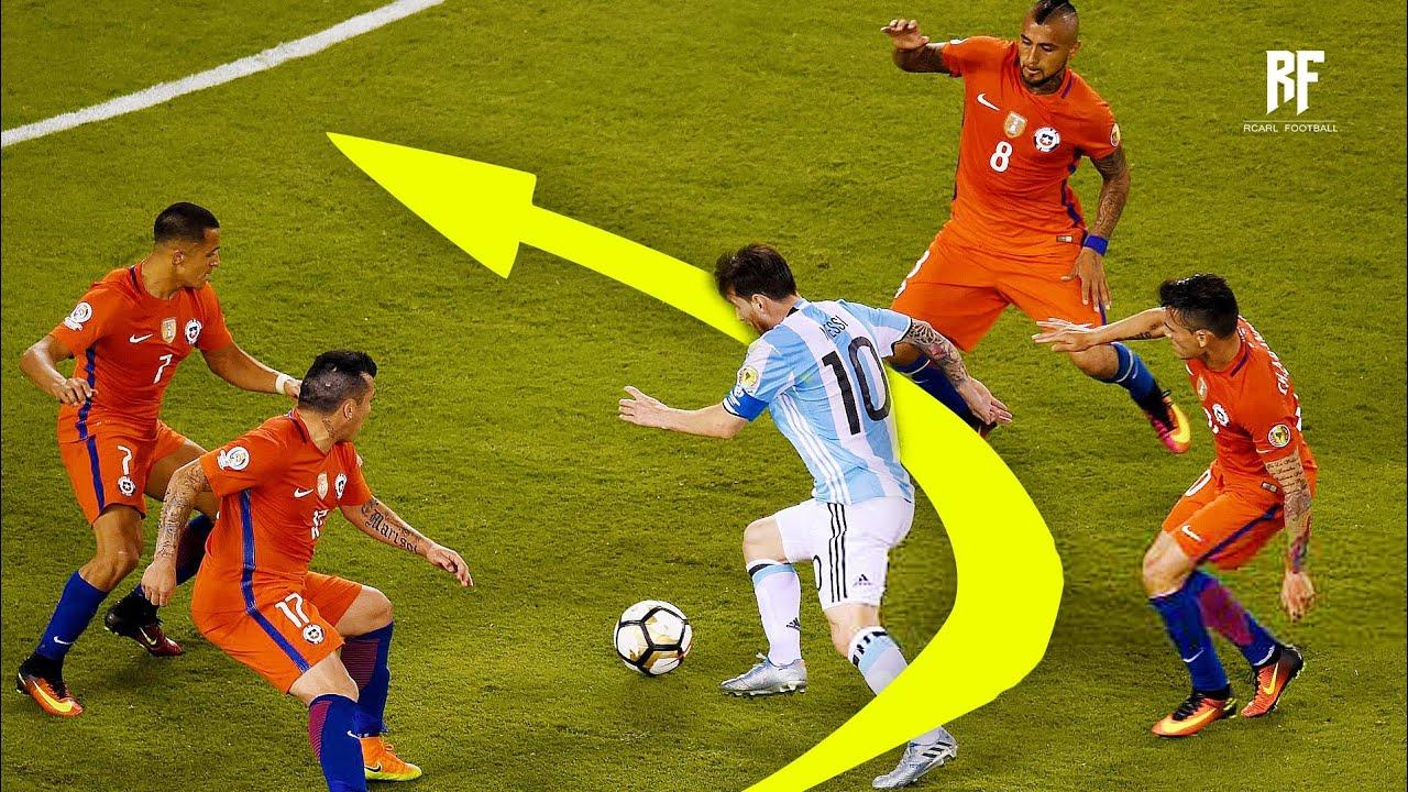Lionel Messi ● Best 15 Magical Dribbles