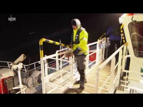 Die Nordreportage - Lotsen im Sturm (17.12.2015)