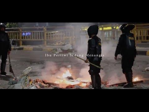 Kerusuhan 22 Mei Ibu Pertiwi Menangis (Cover Lagu Ibu Pertiwi)