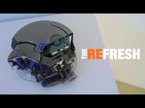 Dyson vs Roomba: Who wins the robot wars? – The Refresh