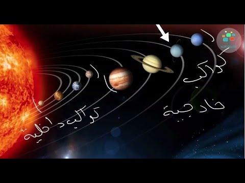 إيه الفرق بين الكواكب الداخلية والخارجية؟ الأجرام