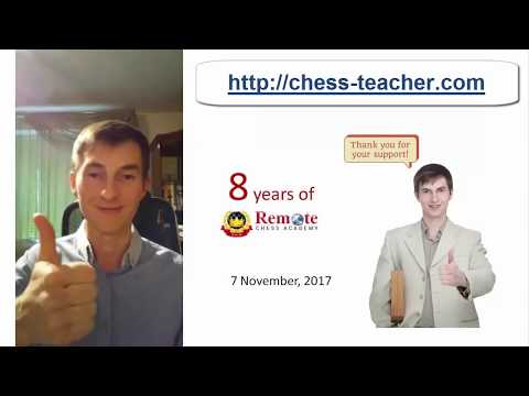 GM Igor Smirnov answers students' chess questions (Part 1)