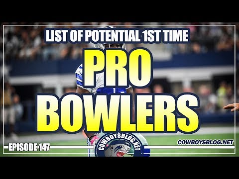 Possible 1st Time Pro Bowlers for the Cowboys