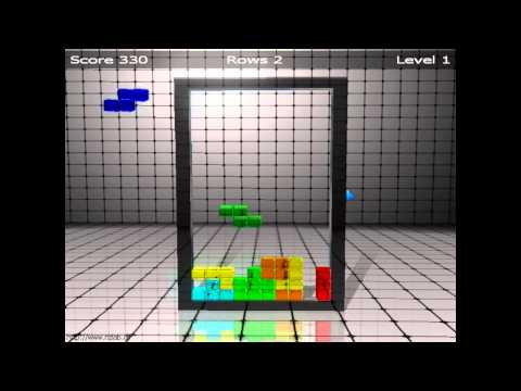 3D Tetris (Crystal Cubes) | Free Download | Free to Play
