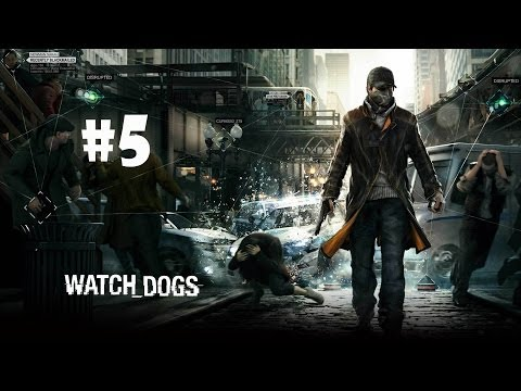 Watch Dogs PC Playthrough Part 5 - Alright Damien - Let's Talk