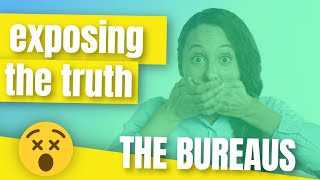 Credit Bureaus - Subtle Secrets: How They Make it Hard to Deal with Creditors