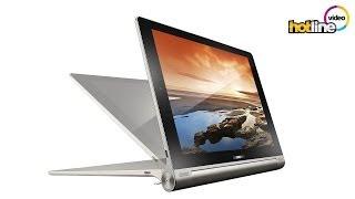 Обзор планшета Lenovo Yoga Tablet 10(Цена и характеристики Lenovo Yoga Tablet 10: http://hotline.ua/computer-planshety/lenovo-yoga-tablet-10-16gb-59-387992/?catspot=386&sitespot=100 ..., 2014-01-30T12:45:06.000Z)
