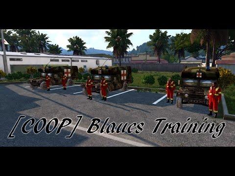 Multistream ♦ [GER] ArmA 3 ♦ [Coop] Blaues Training