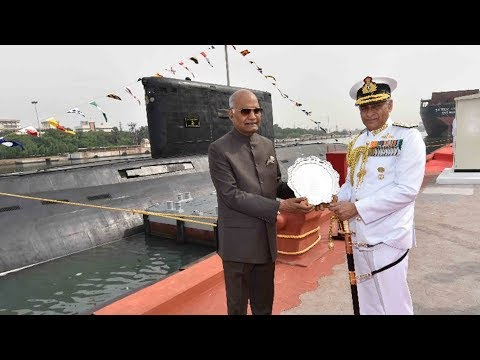 Eastern Naval Command Parade || President of India || Visakhapatnam