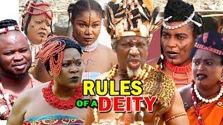 New Movie Alert RULES OF A DEITY Season 12 - Ugezu J Ugezu 2019 Latest Nollywood Epic Movie