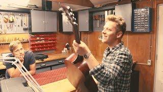 Stuart Mavis Custom Guitar - Jeppe Guitars