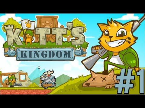 TYM RAZEM KOTY SĄ WAŻNIEJSZE OD PSÓW! - Kitt's Kingdom #1