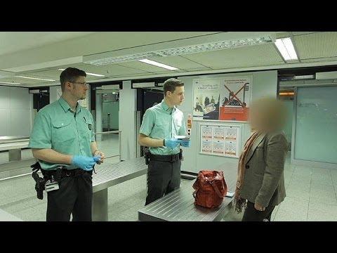 Der Zoll am Flughafen Frankfurt (3sat Thementag)