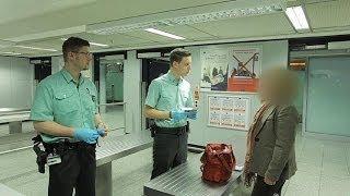 Der Zoll am Flughafen Frankfurt 3sat Thementag