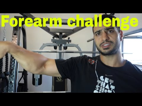 Download Youtube: 800 REPS A DAY FOREARM CHALLENGE WORKOUT RESULTS