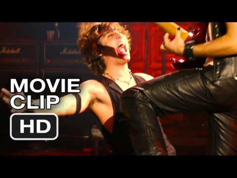 Rock of Ages Movie CLIP #5 - I Wanna Rock - Tom Cruise Movie (2012) HD