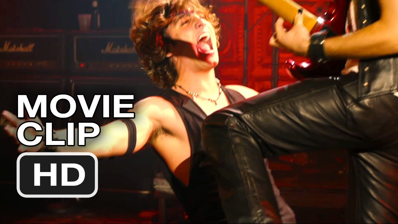 rock of ages movie clip #5 - i wanna rock - tom cruise movie (2012