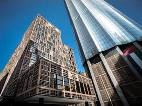 World Trade Center building in UAE 💭