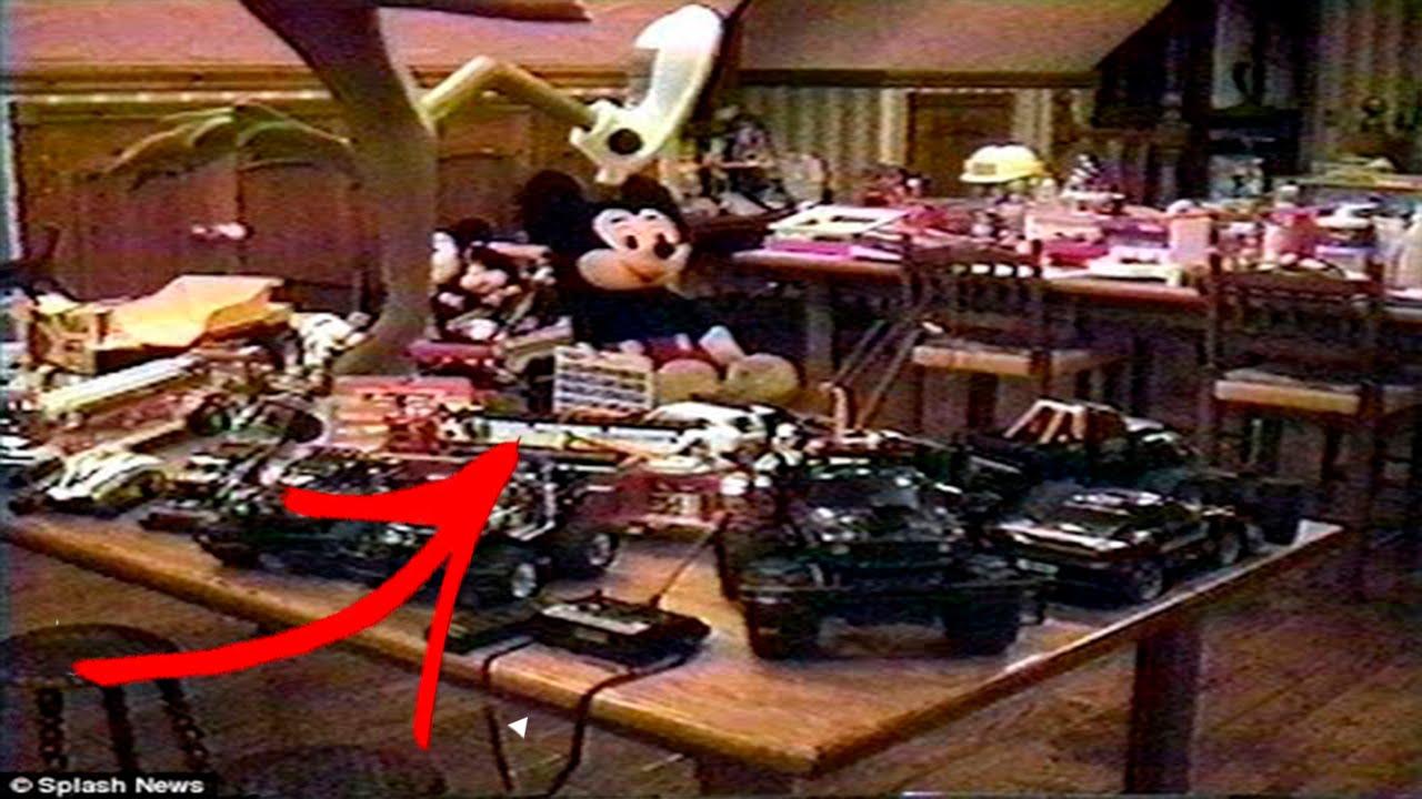 Terrorífico Secreto InéditoExtre De El Misterios Michael Real Jacksonvídeo Armario VGSUpMqz