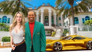 Tiger Woods Lifestyle ★ 2021