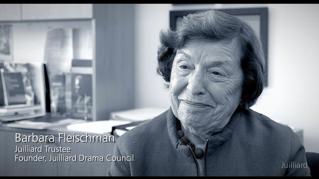 Juilliard Snapshot: Barbara Fleischman