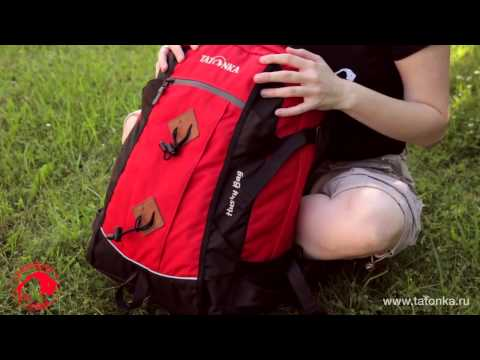 Обзор рюкзака Tatonka Husky Bag