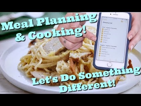 How to Meal Plan and Make Cooking Easier! Time Saving Tips! Home Chef Meal Service Overview!