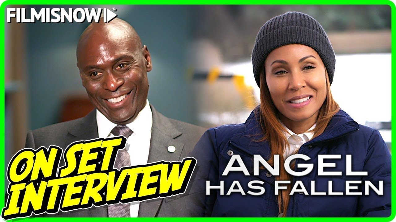 ANGEL HAS FALLEN | Lance Reddick