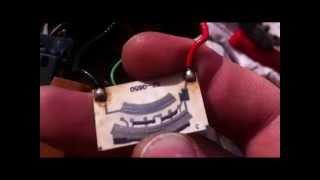 видео Ремонт, замена и схема датчика уровня топлива в баке: неправильно показывает и не работает указатель