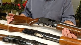 America's Best Pump Action Shotguns : Remington 870 vs. Winchester Model 12