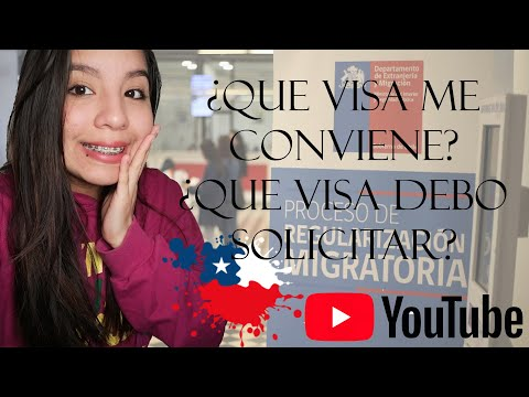 VISA TEMPORARIA - CHILE