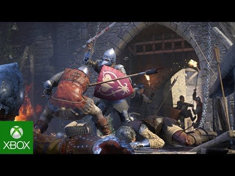 Kingdom Come: Deliverance - Combat Featurette
