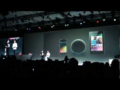 FREE STUFF: Google I/O 2012 (And We're Giving It All Away)