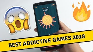 Best Addictive Games For Android 2018!